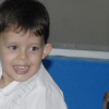 Gabriel – 4 anos