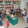 Bate papo no Quintal dos Orgânicos sobre doação de leite materno