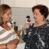 A culinarista Pat Feldman abre sua cozinha